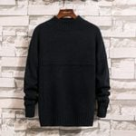 Self-cultivation Wild Casual Collar Sweaters