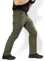 Army Cotton Multi Pockets Stretch Flexible Casual Cargo Pants