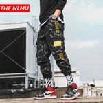 Cargo Fashion Harem Printed Pant