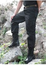 Army Cargo Work Hombre Paintball Tactical Pants