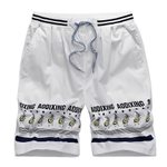 Pants Casual Fashion Print Trunks Quick Dry Surfing Short
