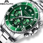 Waterproof Analog Hombre Fashion Casual Watch