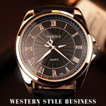 Scale Quartz Business Hombre luxury Watch