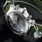 Strap Digital Analog Army Waterproof LED  Fashion Watches