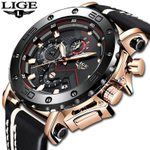 Fashion Watches Luxury Big Dial Military Quartz Watch