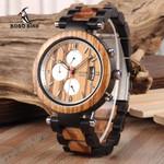Luxury Business Wrist Stop Display Wood Watch