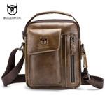 Genuine Leather cowhide flap Shoulder Handbags