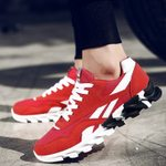 Wave Blade Bottom Sole Adult Breathable Casual Shoes