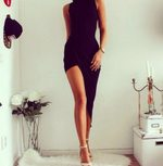 Fashion Sleeveless Slim Bandage Party Casual Sexy Dresses