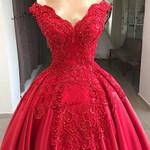Lace Beaded off Shoulder Gowns Vintage Wedding Dress