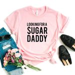 Cotton Funny Hipster Letters Print T-shirt