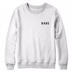 Casual Long Sleeve Letter Print Fashion O-Neck Sweatshirts