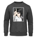Funny Pullover Fleece  death note Sweatshirts