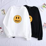 Drew House Pullover Hip Hop Fleece Winter O-neck Sweatshirts