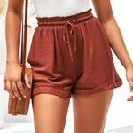 Bandage Trousers Fashion Loose Hot Shorts