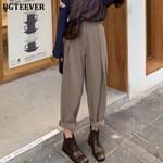 Casual Long Fashion Waist Loose Harem Pants