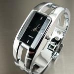 Hollow Slim Band  Bracelet Quartz Luxury Watch