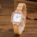 Vintage Quartz Casual Fashion Wood Watch