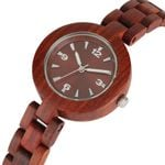 Bracelet Clasp  Elegant Handmade Natural Full Wood Watch