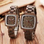 Simple Quartz  Bracelet Simple Bamboo Wooden Watches