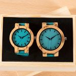 Anniversary Simple Design Wrist Wood Watch