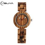 Retro Fashion Simple Designer Wood Watch