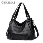 Messenger Designer Tote Shoulder Sheepskin Leather Handbags