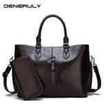 Shoulder Luxury Soft Leather Fashion Simple Handbags