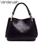 Designer Crocodile Sequined Shoulder  Luxury Handbags