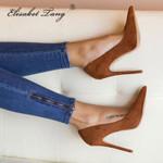 Casual Stiletto Pumps Fashion High Heel