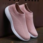 Fashion Slip on Loafers Vulcanize Flat Shoes