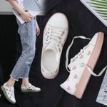 Comfort Canvas Casual Fashion Vulcanize Shoes