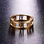 Hollow Out Fashion Jewelry Ring