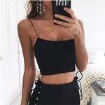 Sexy Fitness Cropped Tops