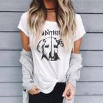 Fashion Funny Vegan T Shirt