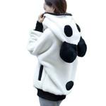 Hooded Outerwear  Warm Hoodie