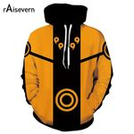 Hip hop Unisex Sport  Naruto Hoodies