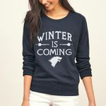 o-neck collar casual fashion Game of Thrones sweatshirt