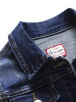 Korea Fashion Casual Denim Jackets