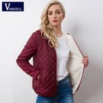 plus velvet lamb hooded Cotton Jacket