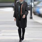 Lapel Wool Trench Pocket Fashion Retro Coats