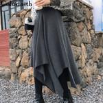 Casual Korean Style Fashion  Long Skirt
