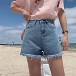 Casual Beach Fashion Sexy Vintage Denim Short