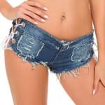 Casual Fashion Sexy Booty Denim Shorts