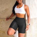 Waistband Skinny Dancing Tight Fitness Sport Short