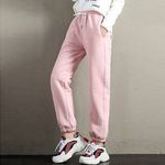 Casual Cashmere Keep Warm Thicken Pants