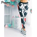 Stretchy Fitness Mickey Leggings