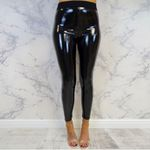 Gothic Strethcy Shiny Wet Look PU Leather Leggings