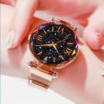 Fashion Elegant Magnet Buckle Vibrato Luxury Watches