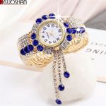 Wrist  Luxury Rhinestone Bracelet Watch